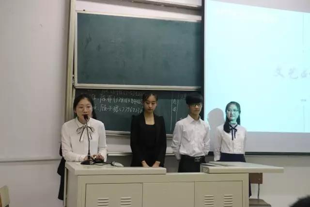院学生会举办团学组织风采展暨招新宣讲会